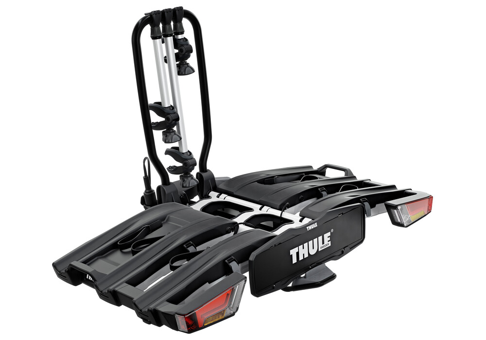 thule easy fold xt fahrradtr ger f r 3 fahrr der online. Black Bedroom Furniture Sets. Home Design Ideas